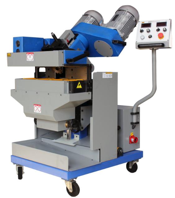 GMMA-100L plate beveling machine